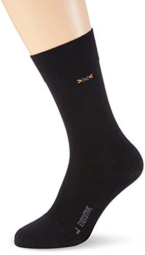 X-Socks Respirantes Executive Adulte Noir Noir