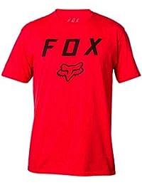 Amazon.es  Fox - Rojo   Camisetas   Camisetas 13e149cbf72