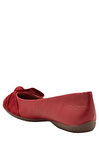 next Donna Forever Comfort - Ballerine Con Fiocco White and Blue