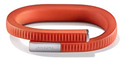 UP 24 by Jawbone - Bluetooth Enabled - Large - Retail Packaging - Persimmon Red