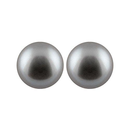 bella-pearls-grey-8-mm-round-freshwater-pearl-stud-earrings