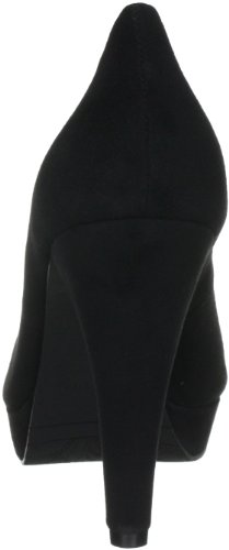 CAFèNOIR NH701, Scarpe col tacco donna Nero (Schwarz (010 NERO))