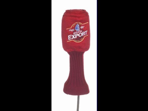 licensed-molson-export-beer-460cc-golf-head-cover-new