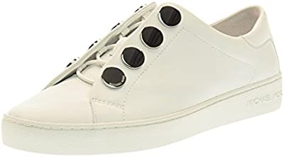 MICHAEL KORS mujeres bajas zapatillas de deporte de las ZAPATILLAS 43S7WLFS1L Willie White