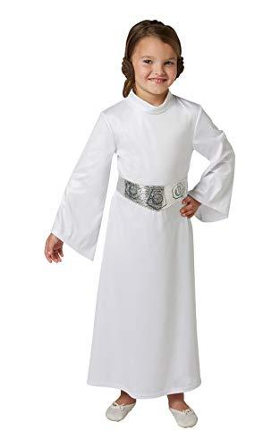 Kind Prinzessin Leia Kostüm - Lucas-st-630878s-Kostüm Klassische Prinzessin Leia
