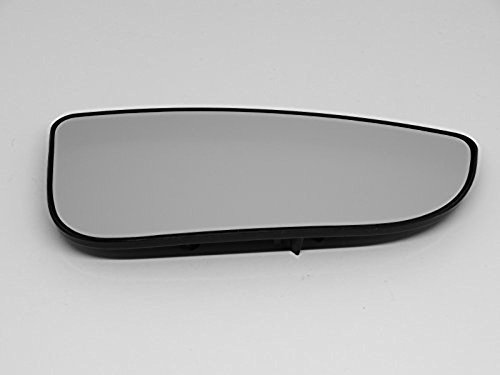 10-14 Ram 1500, 2500, 3500, 4500 Right Passenger Convex Lower Flip Up Tow Mirror Glass w/ rear back plate OE by Mopar
