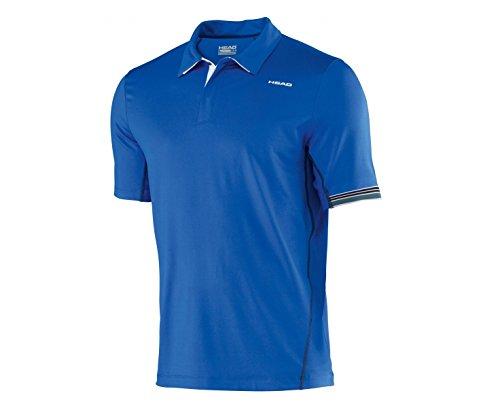 adidas Oberkörper-Bekleidung Performance Polo Shirt Men Blau