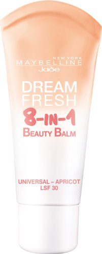 Maybelline New York Dream Fresh 8-in-1 BB Cream apricot, 30 ml