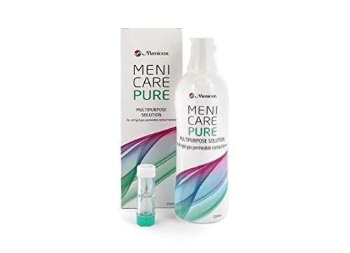 Menicare Pure 250ml inkl. 1 Linsenbehälter