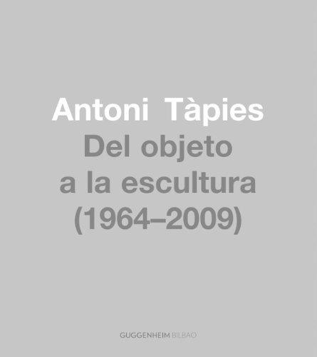 Antoni Tàpies, Del objeto