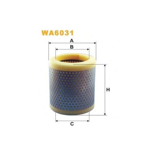 Preisvergleich Produktbild Wix Filters WA6031 Luftfilter
