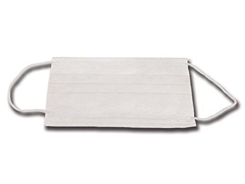 GiMa 25674Pediatric-Maske 3-lagig weiß AURICOLARI. Elastic (20 Boxen X 50 Stück) (Pediatric Maske)