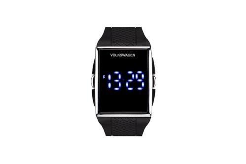 Volkswagen Reloj de Pulsera, LED, Anuncio Medio–000050800gy