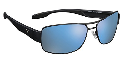Callaway sungear Eagle Golf Sonnenbrille, unisex, C80003, Brown Lens and Blue Mirror, Einheitsgröße