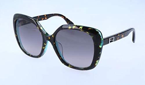 Fendi sonnenbrille ff 0107/f/s d59/eu-56-18-140 occhiali da sole, multicolore (mehrfarbig), 56 donna