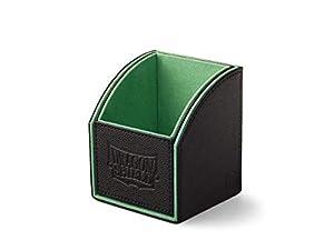 Arcane Tinmen ApS ART40102 Dragon Shield Nest Box-Black/Green (Staple), Multicolor