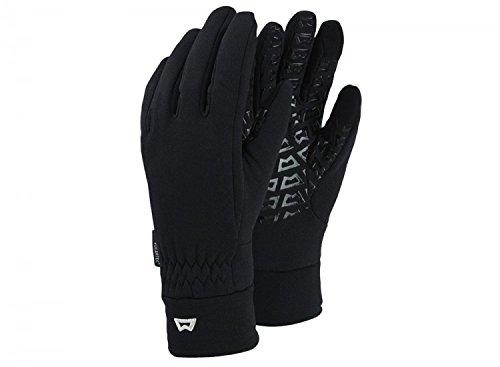 Touch Grip Glove Black Black