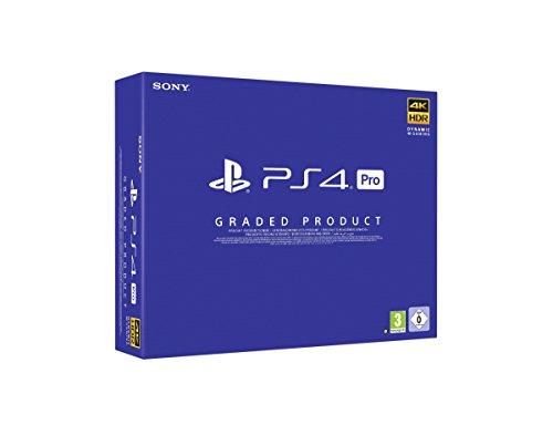 PlayStation 4 Pro - Konsole Schwarz, A Chassis, 1TB, (Generalüberholt)