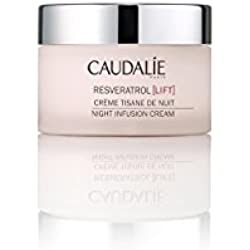 Caudalíe Resveratrol Lift Night Infusion Crema de Noche - 50 ml