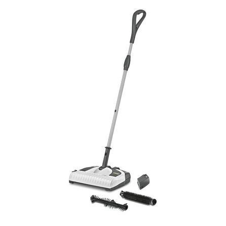 Latest Model Karcher K65 Plus Lightweight Cordless Electric Broom Carpet Floor Sweeper