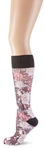 Volcom Damen Native Socken, Maroon, M/L (Damen Socken Maroon)