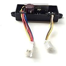 YAMASCO 2.5 kW 3KW 3.5 kW 4KW 2500W AVR 186F Voltaje regulador generador Soldador 10 Alambre