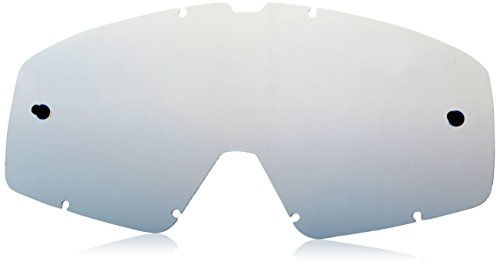 Fox Brillenglas Main Replacement Lenses, Red Spark Clear, One size, 12608-902 (Mx-racing-ausrüstung)
