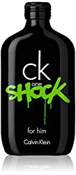 Calvin Klein ck one shock for Him Eau de Toilette, 200 ml