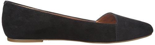 Lucky Brand Archh Daim Chaussure Plate Black