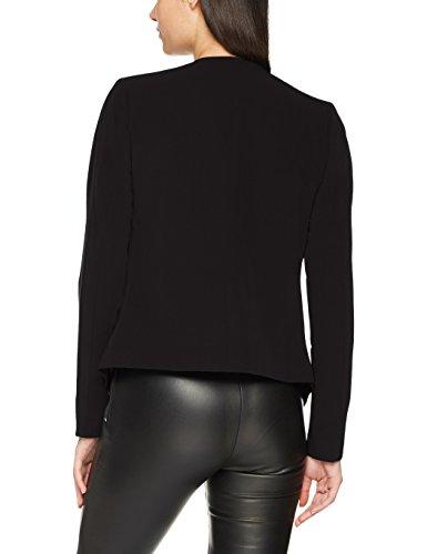 PIECES Damen Anzugjacke Pcivana Ls Blazer Noos Schwarz (Black Black)