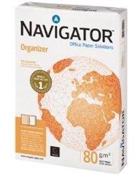 Navigator organizador papel 80G/m², 2perforaciones, 127562[500hojas]