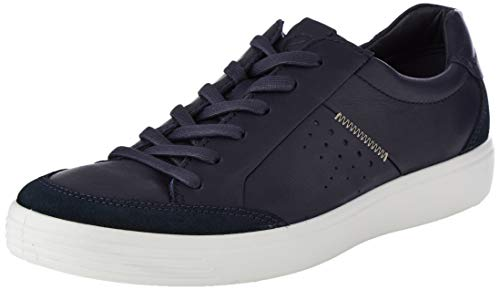 ECCO Herren Soft 7 Men's Sneaker, Blau (Navy/Night Sky 51313), 49 EU