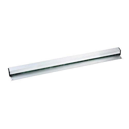 AOLVO Aluminium Slide Ticket Check Rack Docket Order Rechnung Papier Tab Grabber Quittung Halter Rechnung Organizer 50cm Aluminium Slide Order Rack