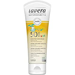 Lavera Kids Crema Solare Sensitive (SPF 50) - 75 ml.