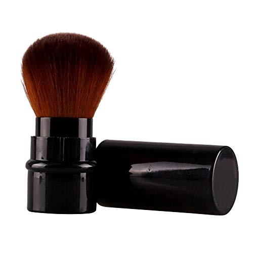 ZHJZ - Brocha Maquillaje Profesional retráctil Base