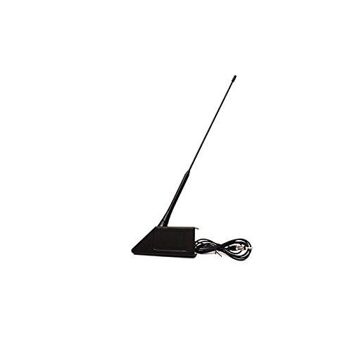 Preisvergleich Produktbild Antenne Flügel Fiat Panda / Seat Marbella 3 Tür – 2-adrig schwarz