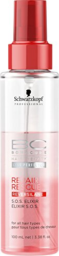 Schwarzkopf Professional BC Bonacure Repair Rescue S.O.S Elixir 100ml by SCHWARZKOPF  available at amazon for Rs.1975