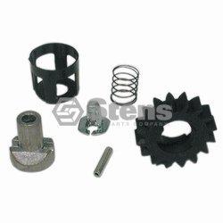Compumower Silver Streak #150114 Starter Drive Kit für Briggs & Stratton 495877, Briggs & Stratton 6965 (Kit Briggs Starter Und Stratton)