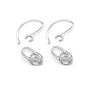 recambios telefonia movil: Plantronics 87440-01 - Kit de accesorios para auriculares