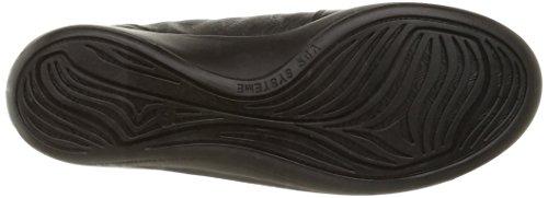 TBS TechnisyntheseAstral - Scarpe sportive con stringhe Donna Nero (Noir (7764 Noir))