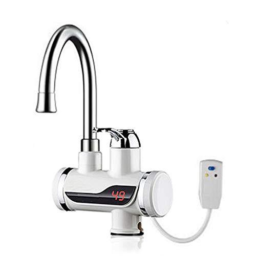 YSYL Haushalt Elektrische Wasserhahn Küche Sofortige Heizung Durchlauferhitzer 3 Sekunden Geschwindigkeit Heiß Und Kalt Dual-Use (Unter Wasser)