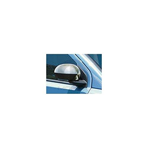 KIT de 2 Coques Finition Chrome DE RETROVISEUR pour Jeep Compass pour Jeep - 82210470AC