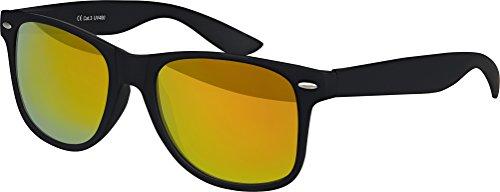 Original Balinco UV400 CAT 3 CE Vintage Unisex Retro Wayfarer Sonnenbrille - verschiedene Farben in...
