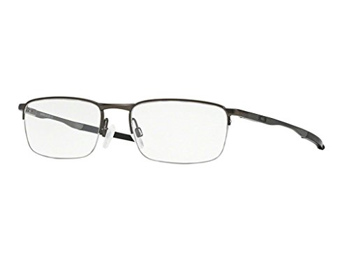 Oakley Rx Eyewear Für Mann Ox3174 Barrelhouse 0.5 Pewter Metallgestell Brillen, 51mm