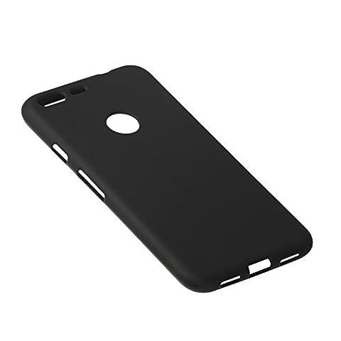 B&L Google Pixel XL 5,5 Zoll schwarze Schutz-Hülle silikon TPU
