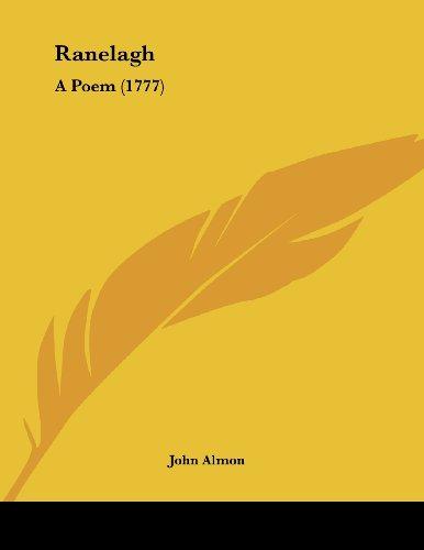 Ranelagh: A Poem (1777)