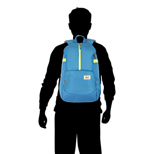 American Tourister Copa 22 Ltrs Teal Casual Backpack (FU9 (0) 11 002) Image 7