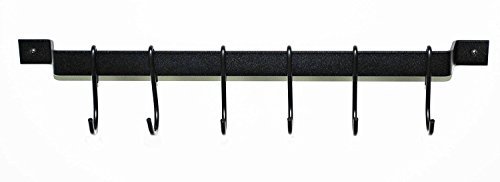 Rogar 18 Black Bar Rack by Rogar - Rogar Bar