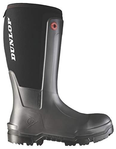 Kerbl 347565 Dunlop Snugboot WorkPro, Full Safety, Größe 43
