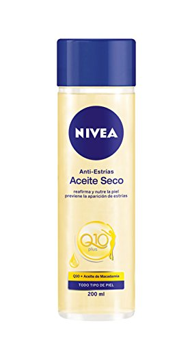 Nivea Q10 PLUS Dry Oil Anti-Stretch Marks 200ml
